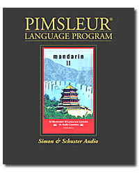 Pimsleur Chinese