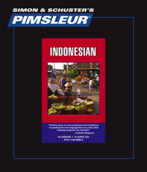 Pimsleur Indonesian
