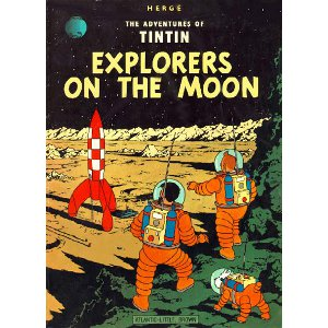 Tintin in English!