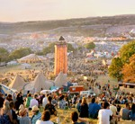 The Art of Glastonbury Today