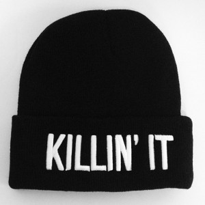 KIllin_it_beanie