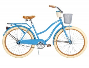Huffy Bicycle Women's Cruiser Deluxe Bike