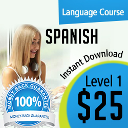 Platiquemos Spanish Course $25