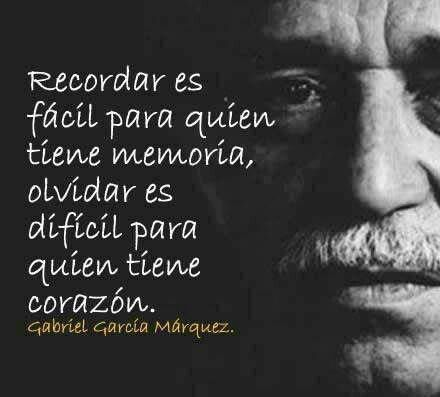 Gabriel Garcia Marquez Quotes and Pictures   Sound and Vision