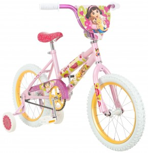 Dora The Explorer Bicycle